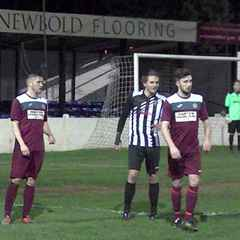 Nuneaton Griff League Cup 3rd Round 2.2.2016