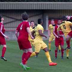Quorn 1 Shepshed Dynamo 4