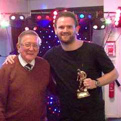 Shepshed Dynamo 2015/16 Presentation Night 6.5.2016