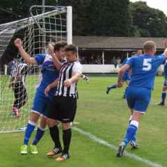Shepshed Dynamo 2 Rocester 1