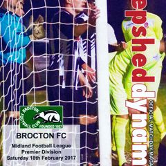 Brocton F.C. M.F.L. Photos