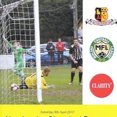 """Alvechurch F.C. M.F.L. Photos By Rob Creasey """"Many Thanks"""" To Rob and Jackie for sorting this out at such short notice your help is very much appreciated"""