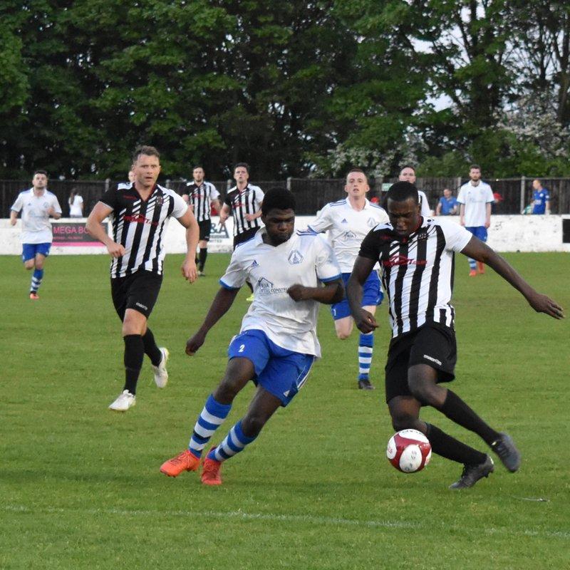 Shepshed Dynamo 7 Loughborough F.C 1