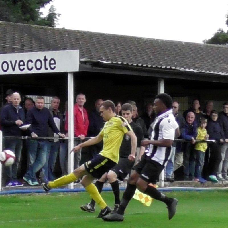 Shepshed Dynamo 0 Nantwich Town 1