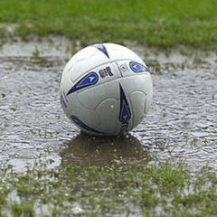 Shepshed Dynamo F.C. V Coventry Sphinx F.C. is Off as the Dovecote Pitch is waterlogged
