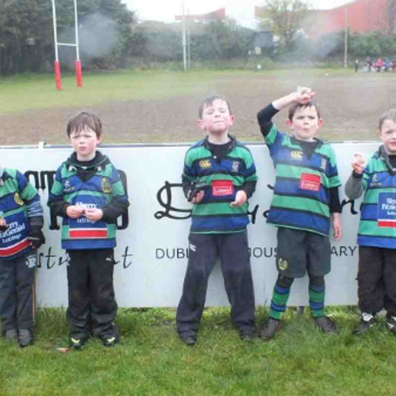 Seapoint U6/7s at the Belvedere Blitz April 2013