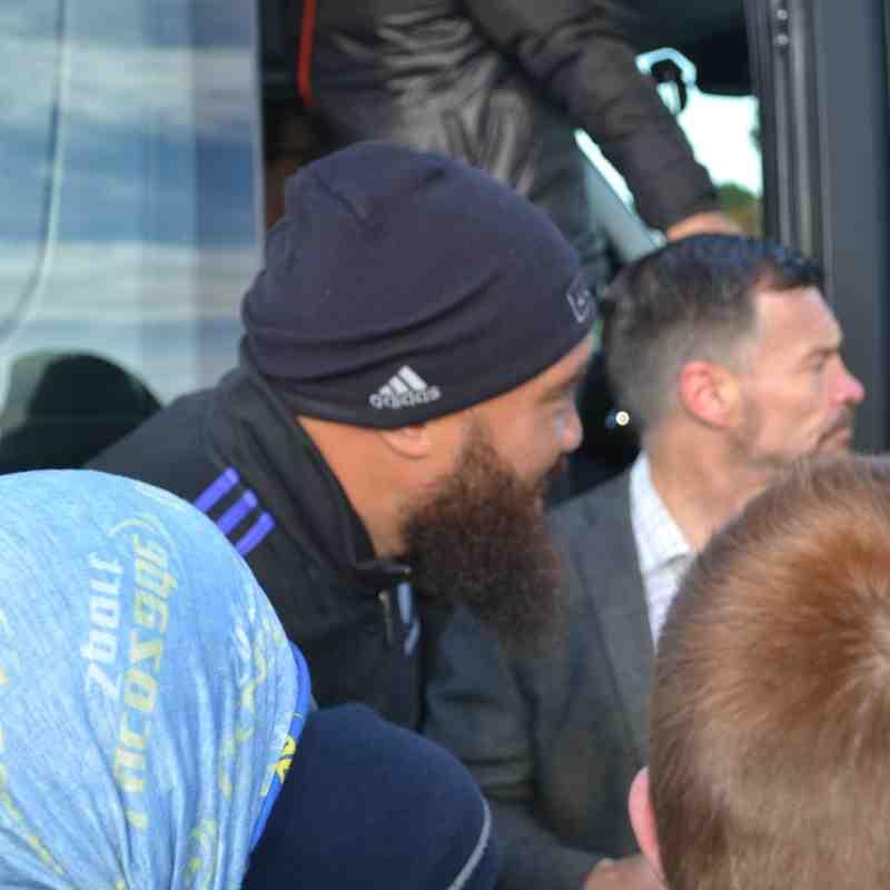 All Blacks visit to Seapoint - 18th November 2016