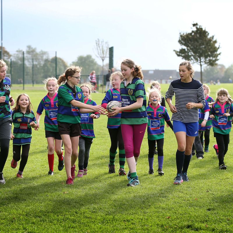 Seapoint Girls  feature in today's Irish Indo