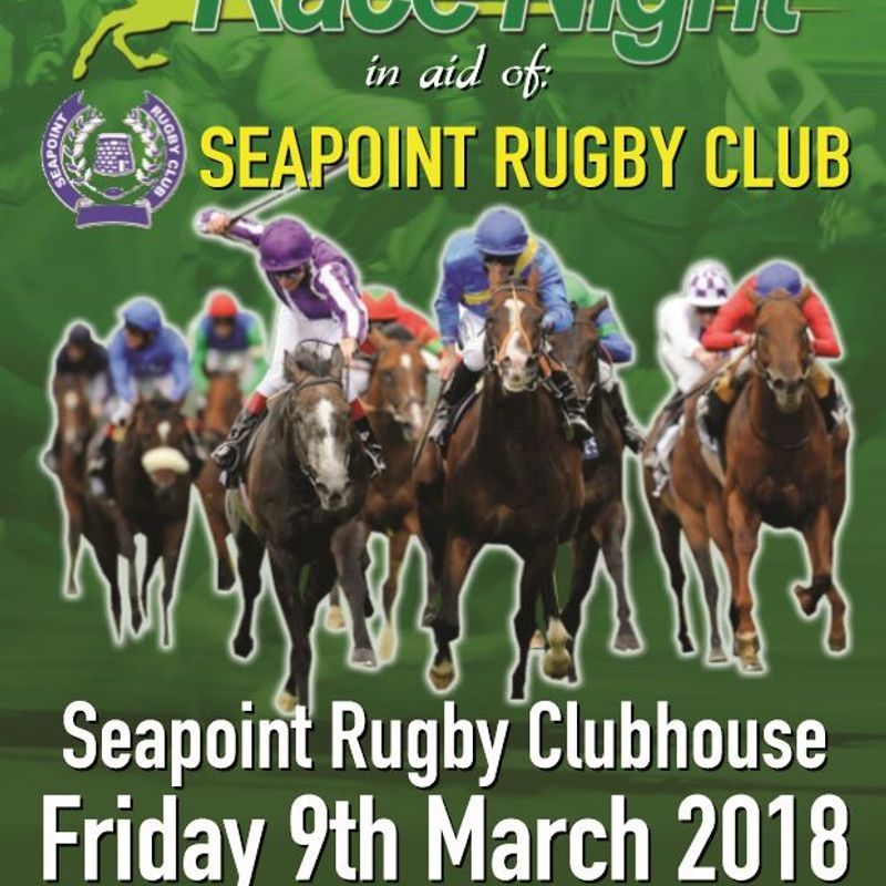 Seapoint Rugby Club ~ A Night At The Races