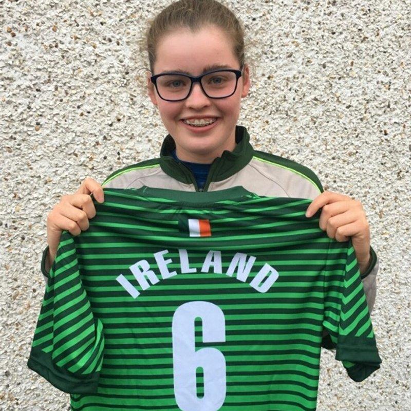 Best of luck Eleanor!