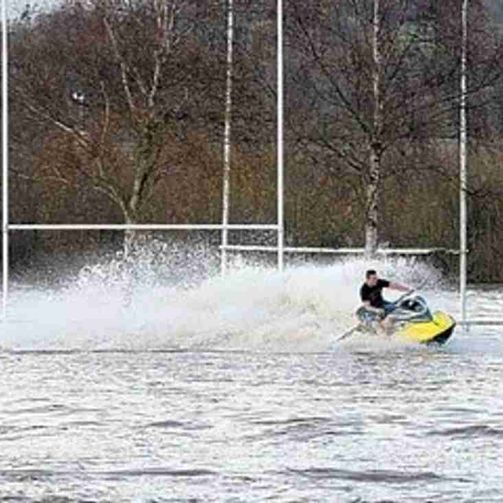 Sunday 11 Feb ALL rugby cancelled at Cats