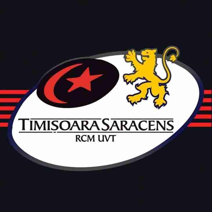 Harlequins v Timisoara Saracens Saturday 17th December