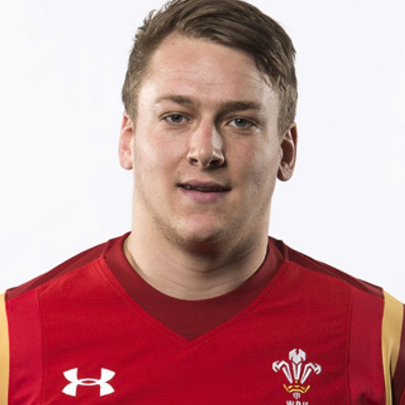Welsh National Selection  for Cats Youth Player