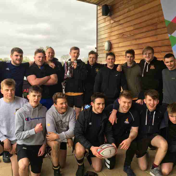 Quins Cup win for Cats Colts