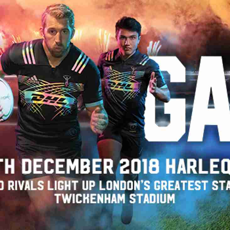 Big Game 11 Saturday 29 December 2018 Twickenham
