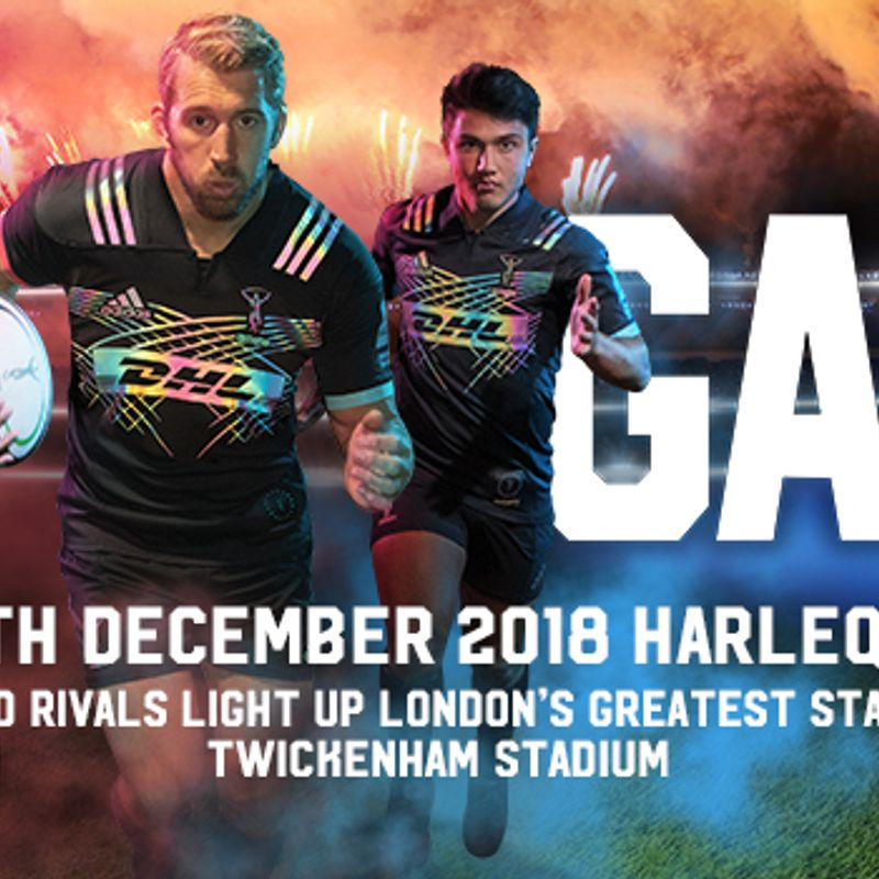 Big Game 11 Saturday 29 December 2018 Twickenham