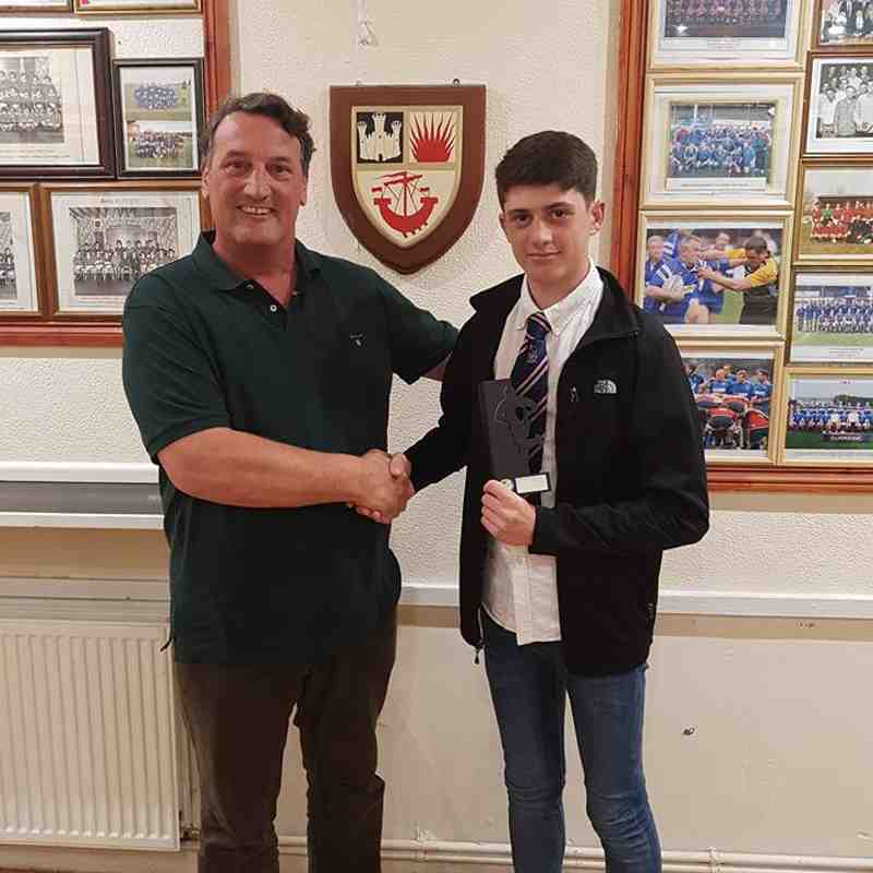 2018 Junior Presentation Evening