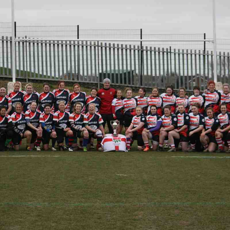 Senior Ladies v Doncaster Demons 21 Mar 2015