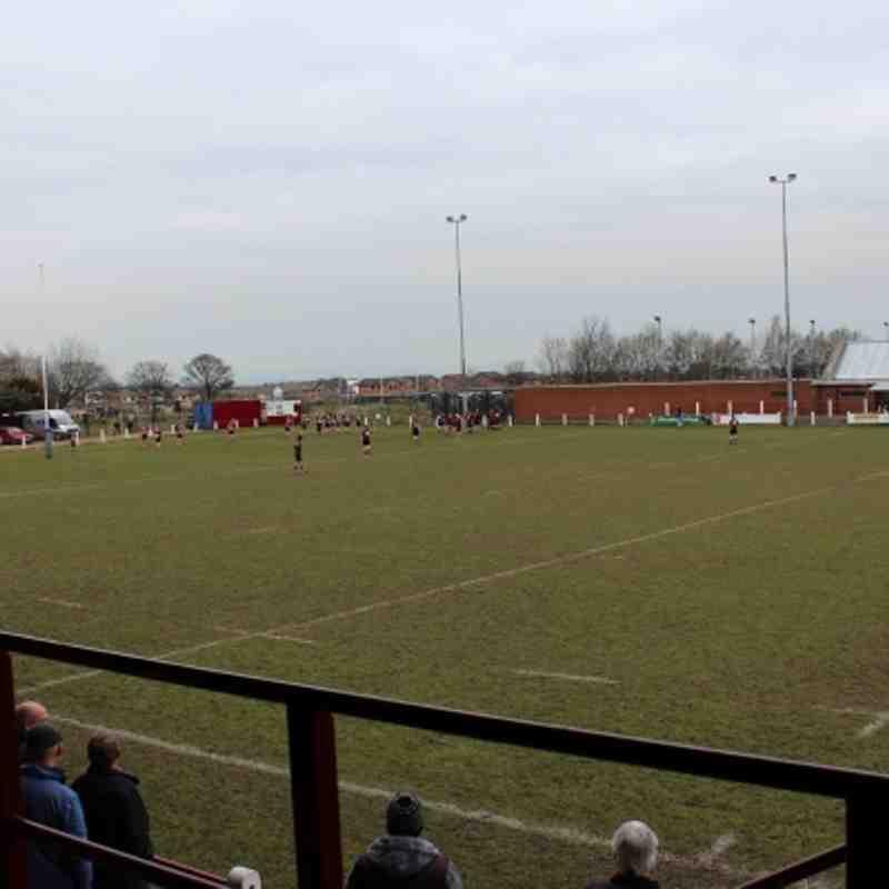 Morley U16's vs Cleckheaton
