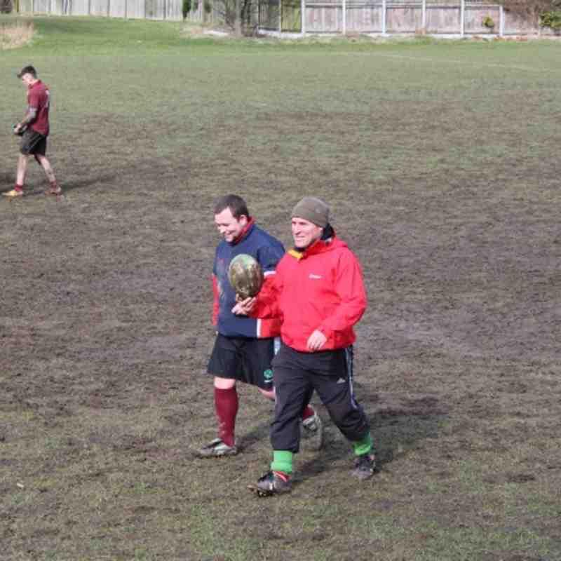 Morley vs Roundhegians