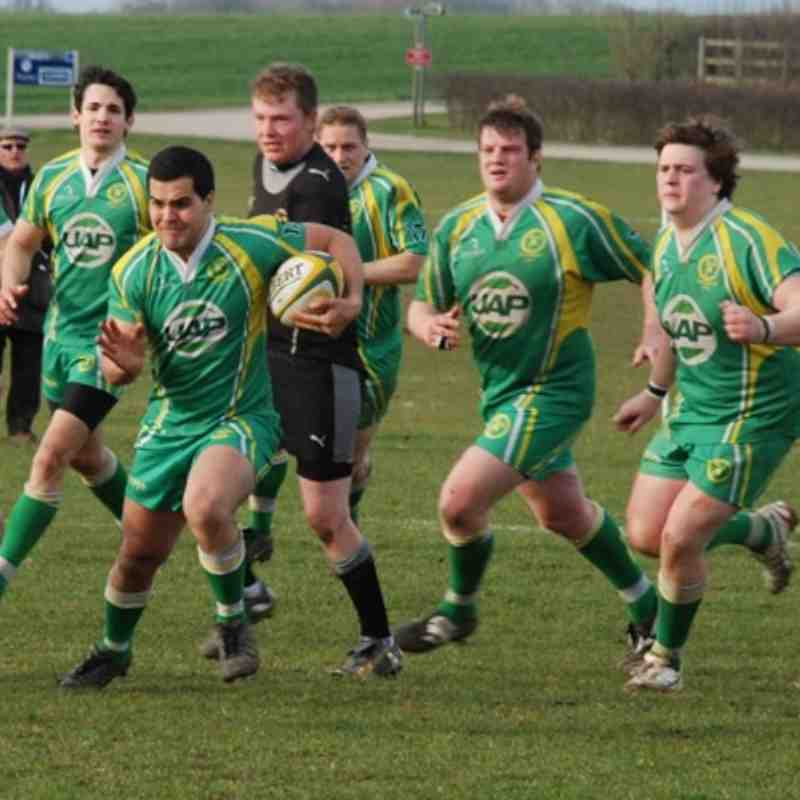 Stags v Market Harborough- 10th March 2012