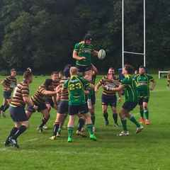 1st XV face Old Scouts in final game on President's Day