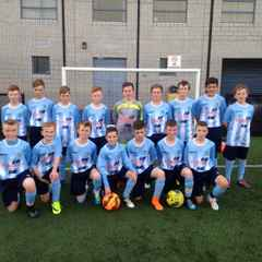 New look for under 13's