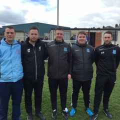 Coach education day with Liverpool supremo