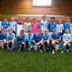 Under 12s Rangers trip April 2016
