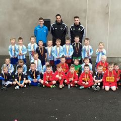 Ballymena Mini Soccer League 2016