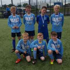 Under 10s impress at Slemish Cup