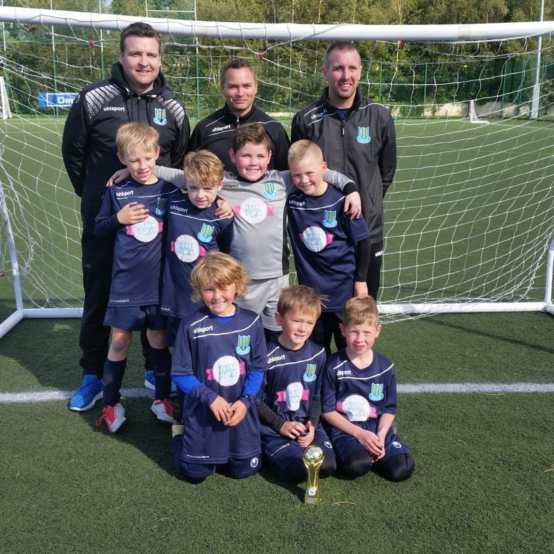 Under 9's have another good day