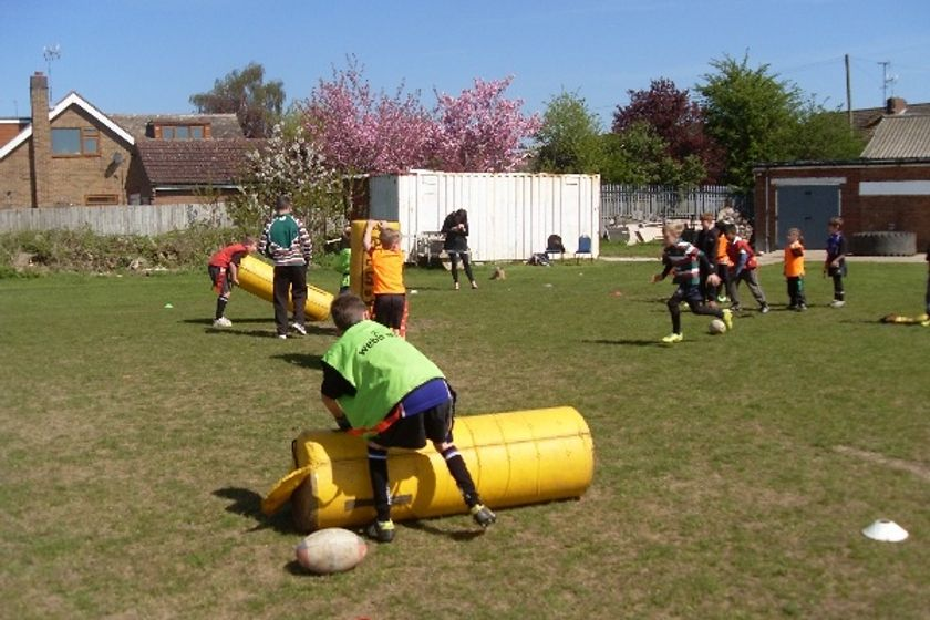May Half Term Rugby Camp U5 - U15    Boys and Girls Welcome