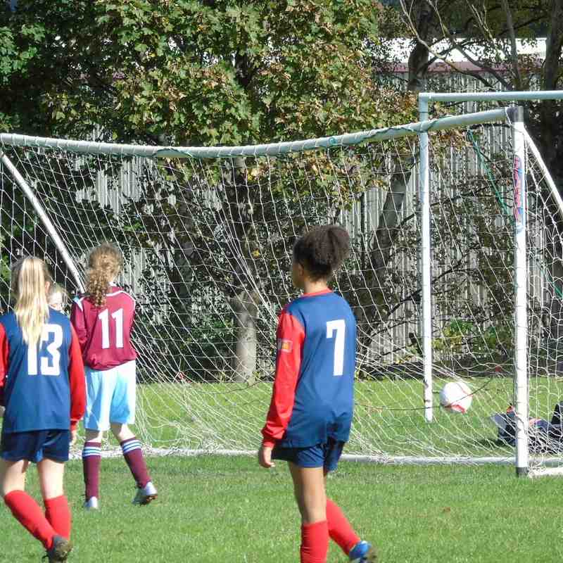 BELLES U13 (10) V LITTLETOWN U13 (0) AWAY 9-10-16