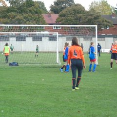 BELLES U14 (3) V GUISELEY U14 (1) AWAY 14-10-17