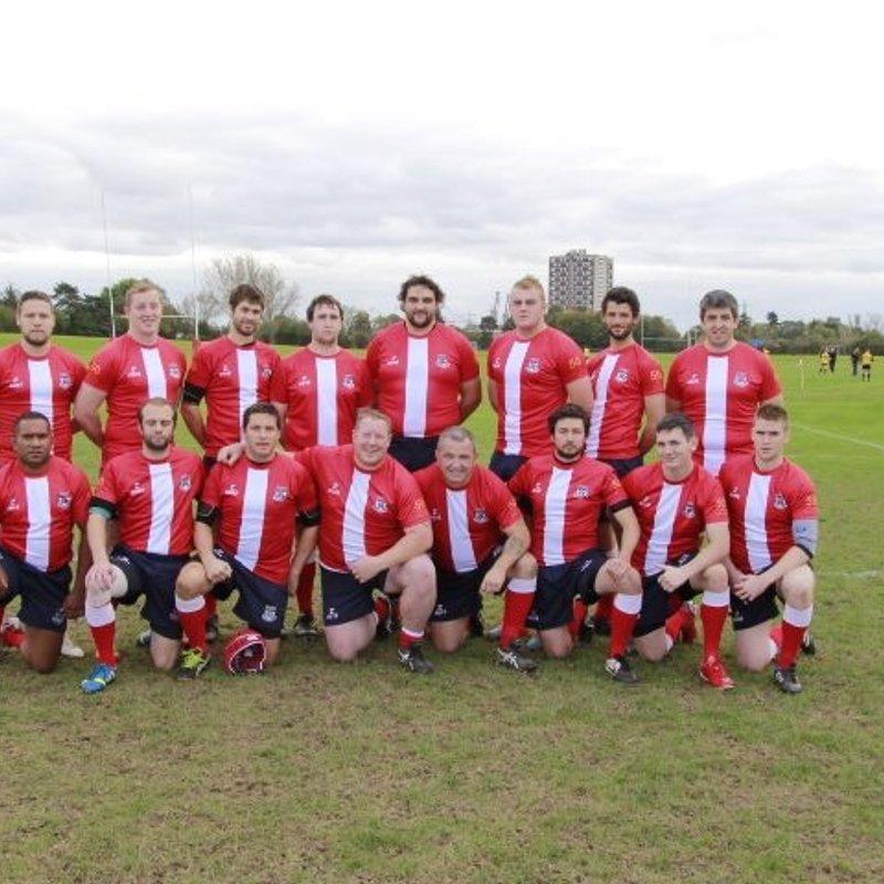 First Team beat Lymington 42-33