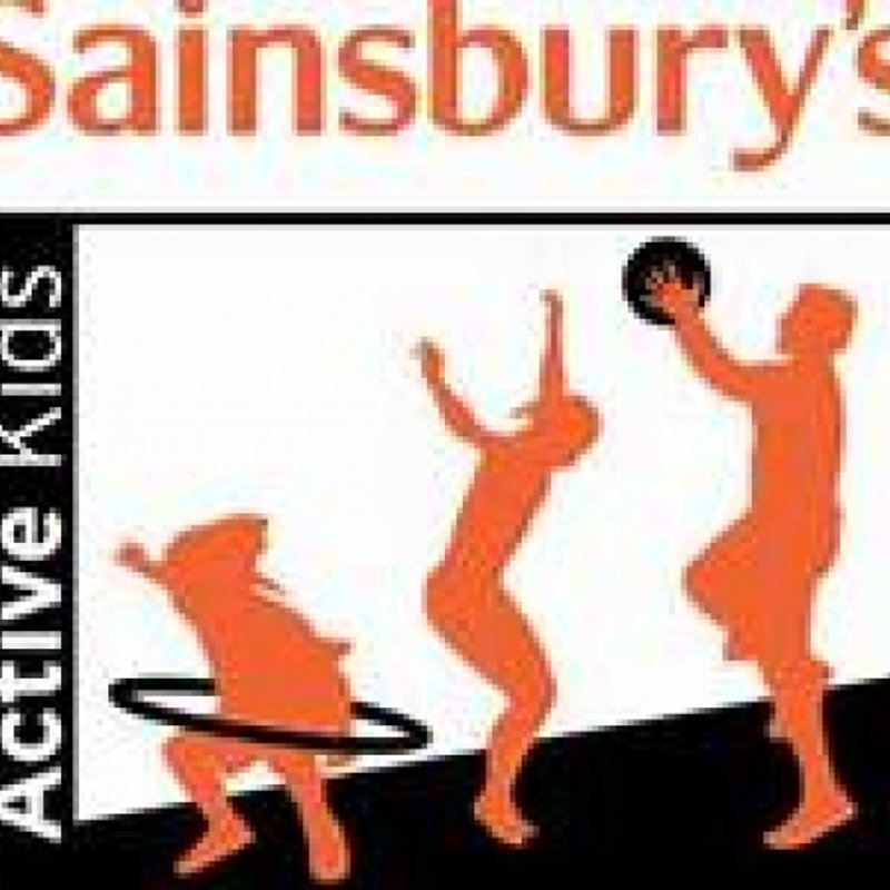 Sainsbury's Active Kids Scheme