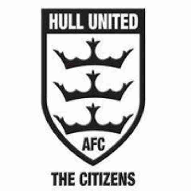 Woodhouse Brings His Hull United Side To Grimsby