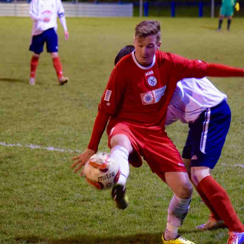 Yorkshire Amateur (Away League) 23.02.2016