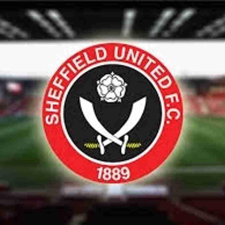 Sheffield United to Visit Bradley