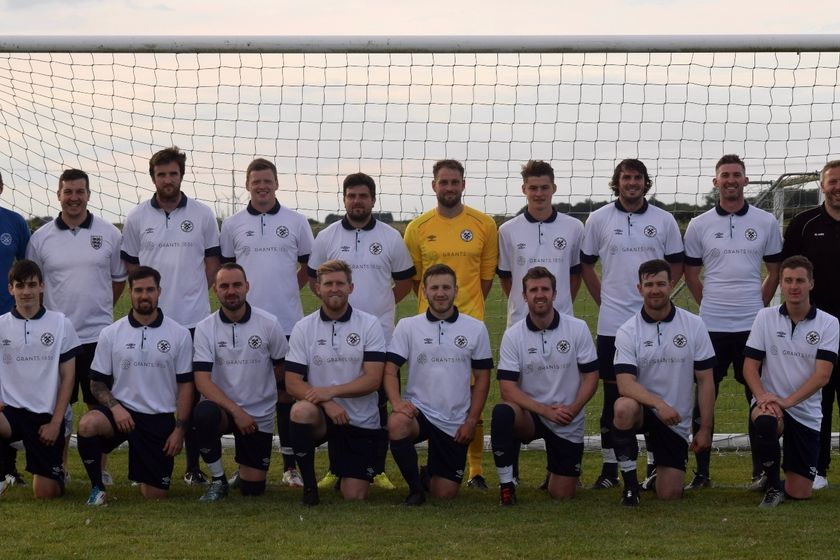 Academy (M) beat Immingham Town 3 - 0