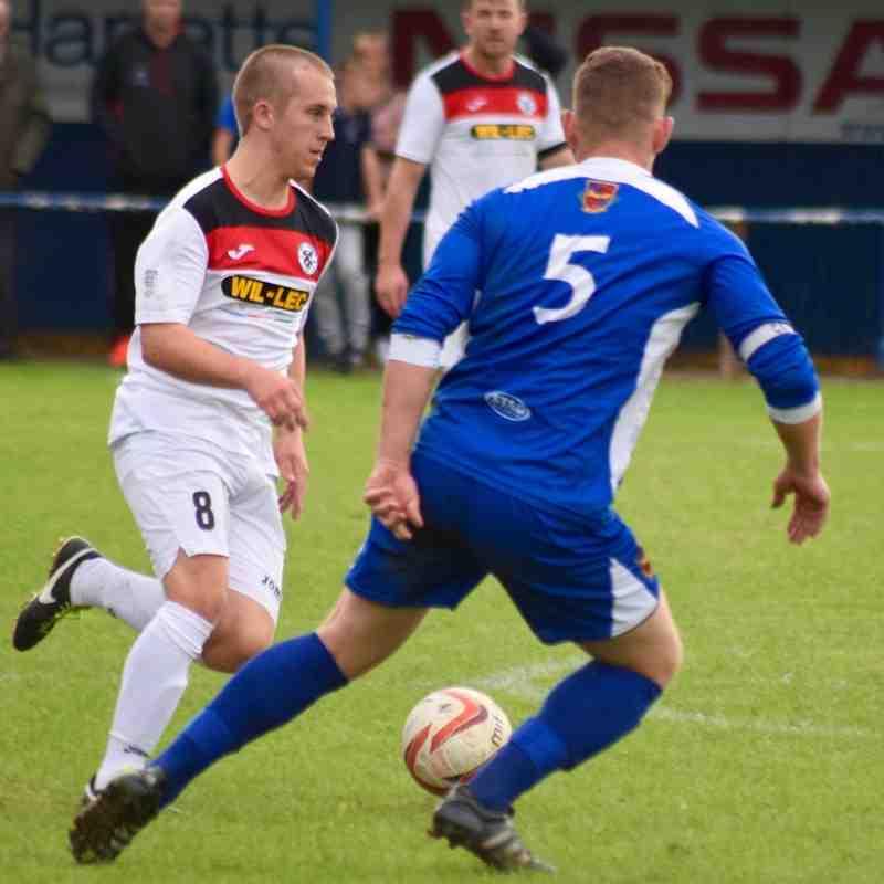 Pontefract Collieries 1-1 Grimsby Borough (Away League) 17.09.16