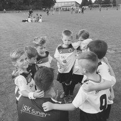 Under 7's visit Leeds United Academy (19/08/17)