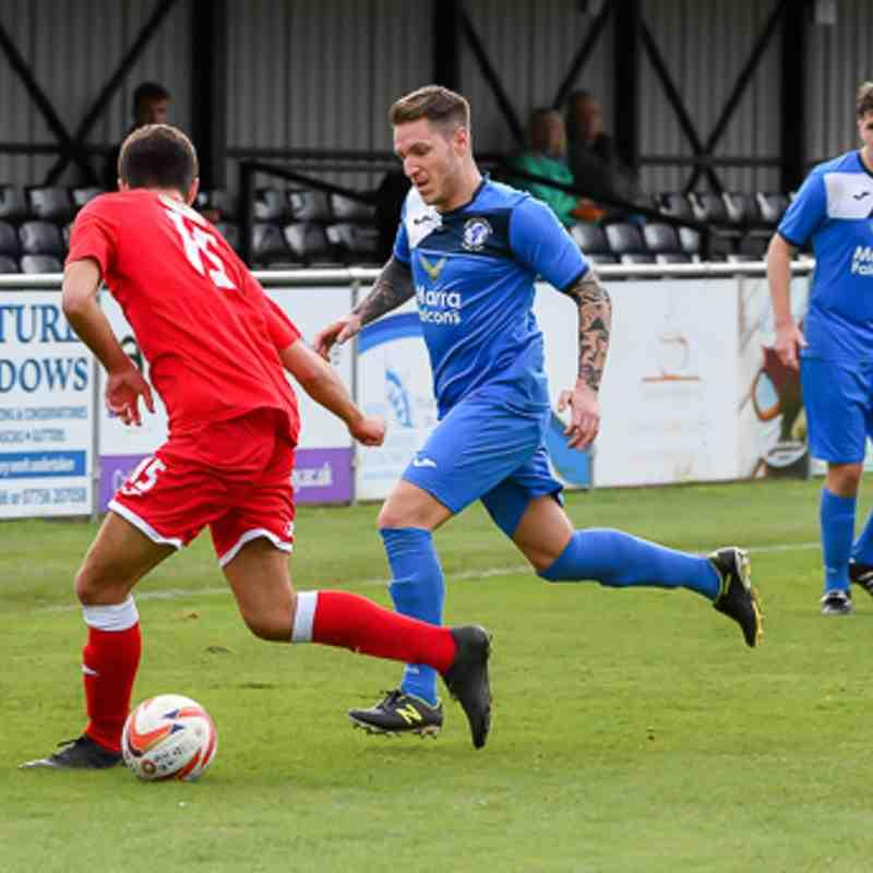 Grimsby Borough 2-0 Armthorpe Welfare (31/09/17) NCEL