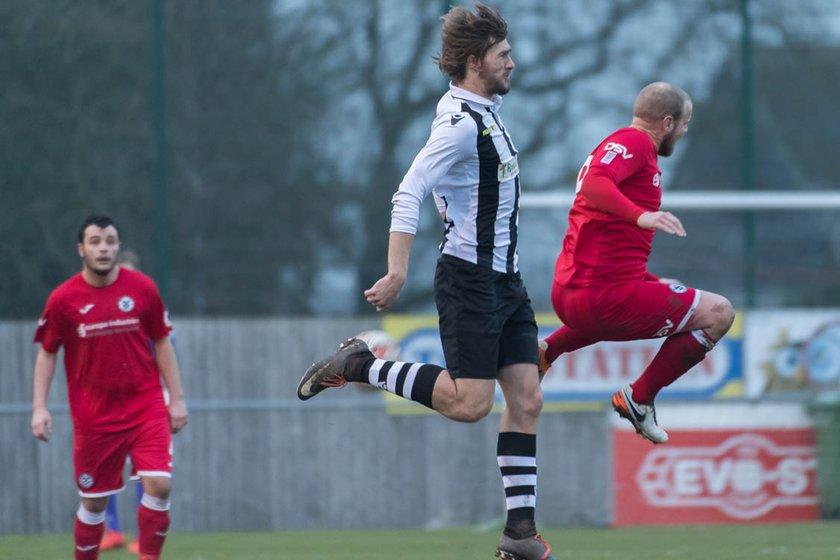Grimsby Borough 3-3 Retford United (13/01/18) NCEL Division One