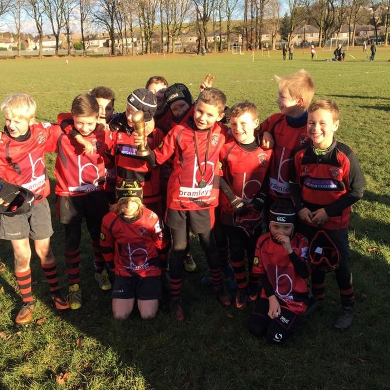 U10's beat Wortley RUFC 3 - 1