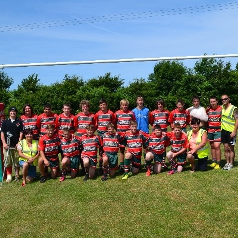 Home V Wetherby Bulldogs 14-07-13