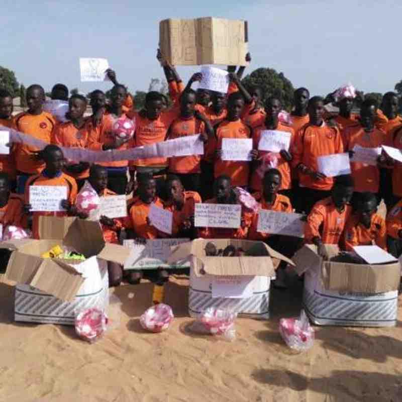 Sumas in Gambia