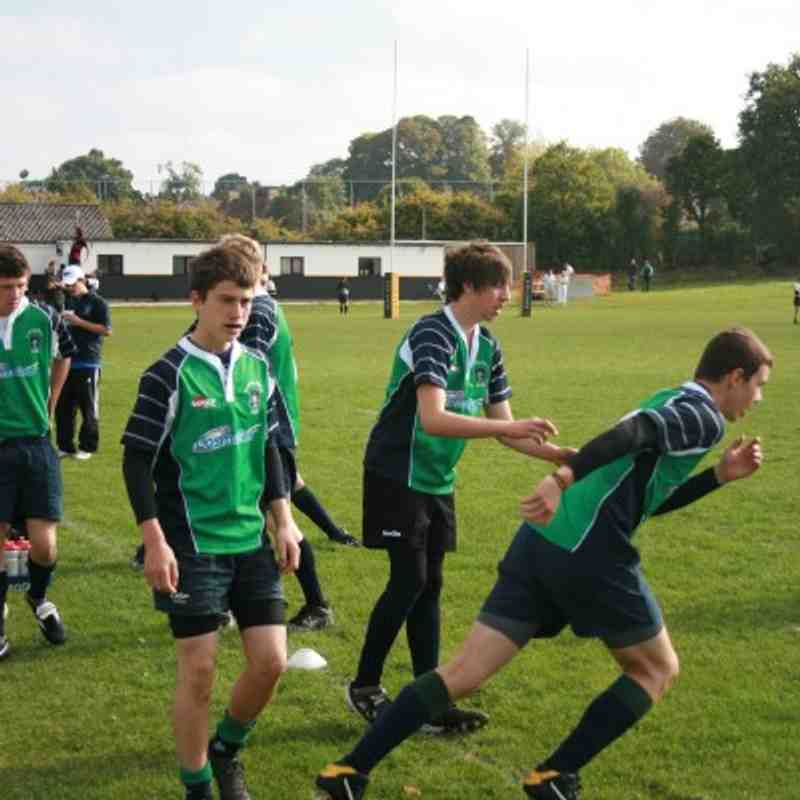 Abbey U16s v Farnham