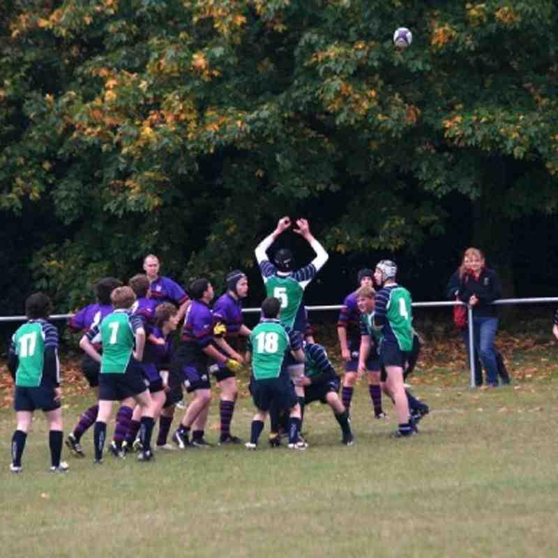 Abbey U16s - Maidenhead Tournament
